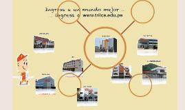 Copy of Asociación Educativa Trilce