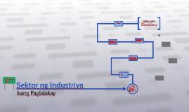 Copy of Sektor ng Industriya