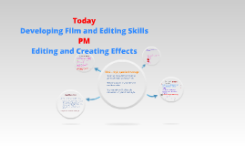 WHG School - Filming and Editing Workshop