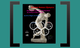 Copy of Copy of Ancient Roman Olympics