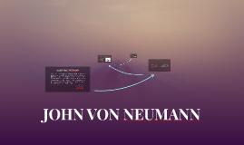 JON VON NEWMANN