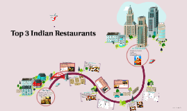 Top 3 Indian Restaurants