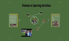 Copy of Violence in Sport