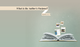 Author's Purpose- commercials (1)