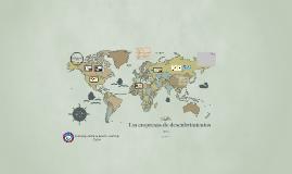 Las empresas de descubrimientos