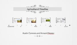 Agricultural Timeline