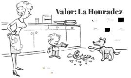 Valor: La Honradez 1-3