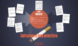 Contraataque al humo universitario