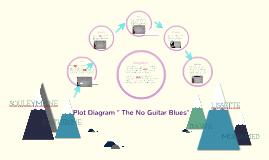"""Copy of Plot diagram """" The No Guitar Blue"""""""