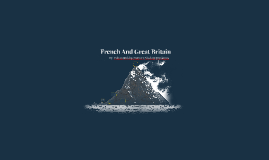 French And Great Britain