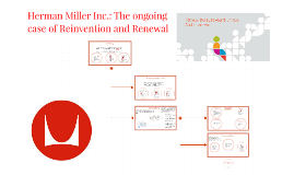 Copy of Herman Miller Inc.: The ongoing case of Reinvention and Rene