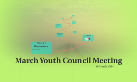 March Youth Council Meeting