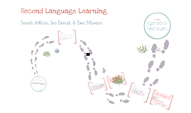 Copy of Second Language Acquisition/Learning