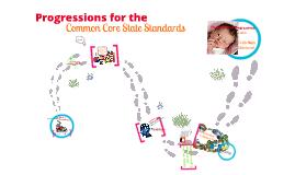 Intro to Understanding CCSS-Math Progressions