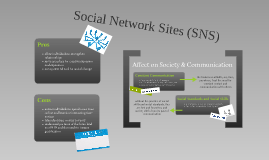 Social Network Sites: Pros/Cons & Effect on Society