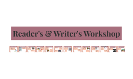 reader's & writer's workshop
