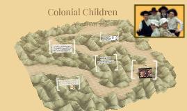 Colonial Children