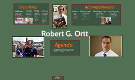 Robert G. Ortt