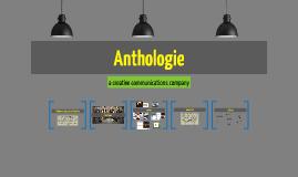 Anthologie, Inc.