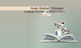 Copy of Design Thinking - turma manhã