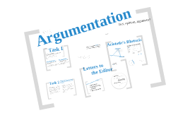 Copy of Argumentation