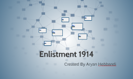 Enlistment 1914