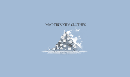 MARTIN'S KIDS CLOTHES