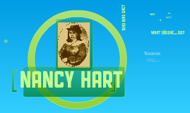 Nancy Hart - Crow