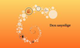 Copy of Den Usynlige
