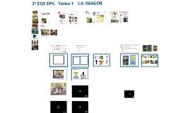 2º EPV: Tema 1, La imagen