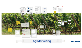 Marketing for Agriculture