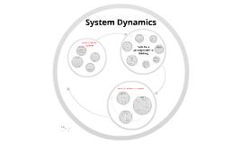 Copy of System Dynamics