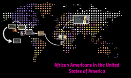 Origins of African Americans in North America