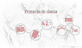 Proyecto de danza