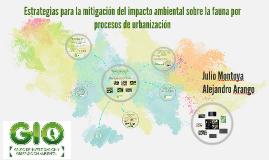 Estrategias para la mitigación del impacto ambiental sobre l