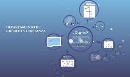 Copy of DEPARTAMENTO DE CRÉDITO Y COBRANZA