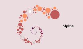 Copy of Alpina
