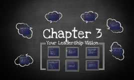 Discover the Leader in You Chapter 3