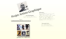 Projet Artiste Graphique