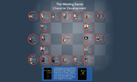 Copy of Westing Game Character Development
