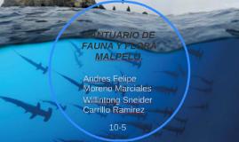 SANTUARIO DE FAUNA Y FLORA
