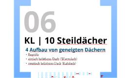 KL | 10 Steildächer - P06