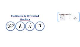 Clase 4 - Estimativas de Diversidad