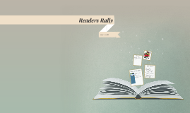 Readers Rally