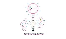 MICROPROYECTOS