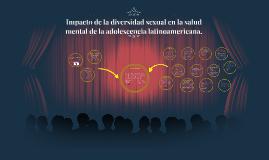 Impacto de la diversidad sexual en la salud mental de la ado