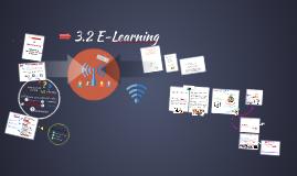 3.2 E-Learning