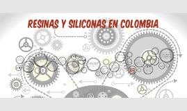 RESINAS Y SILICONAS EN COLOMBIA