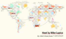 book heat by mike lupica