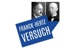 FRANCK-HERTZ